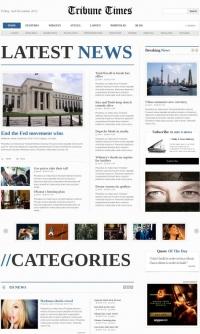 Online dagblad